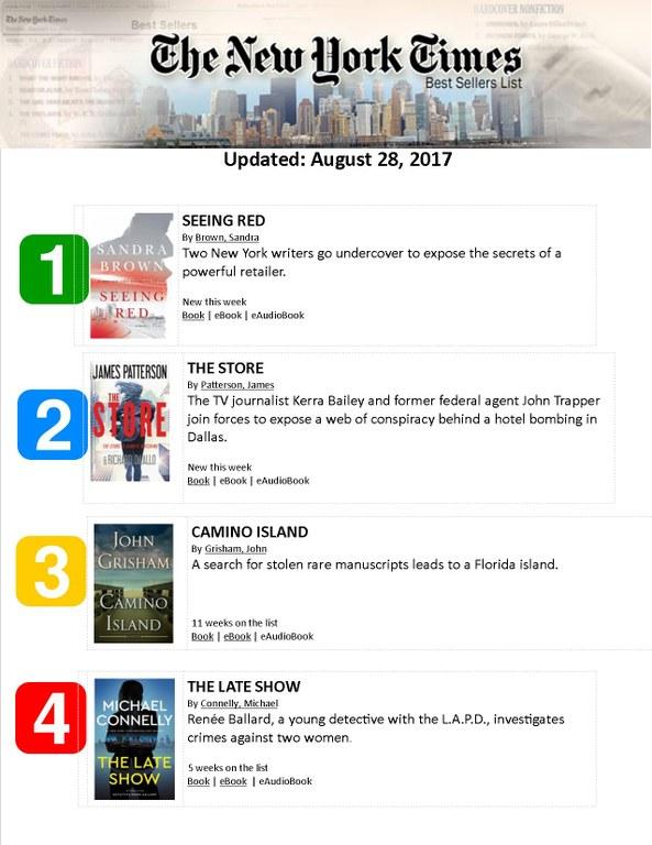 NYT Bestsellers 8-28.jpg
