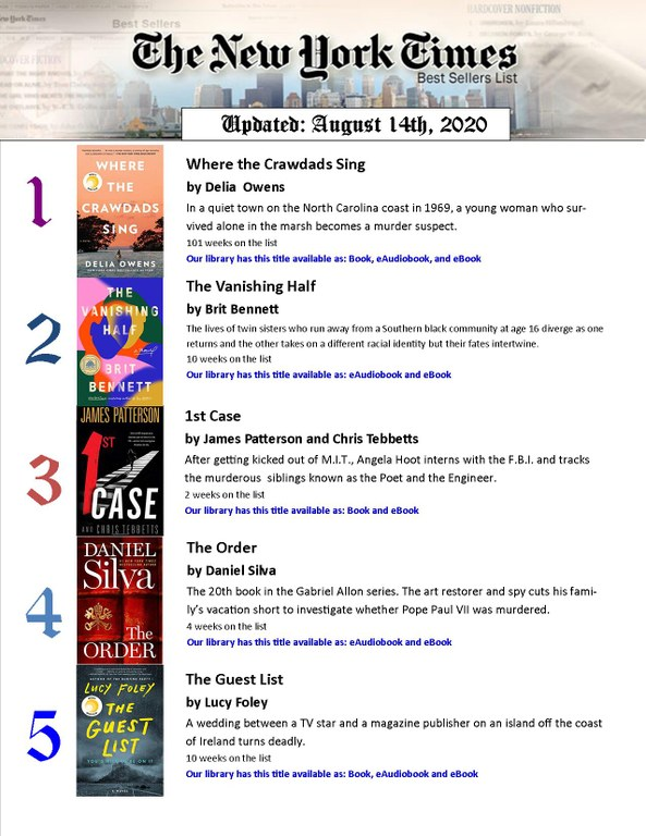 NYT Bestsellers List Aug 14 pg 1.jpg