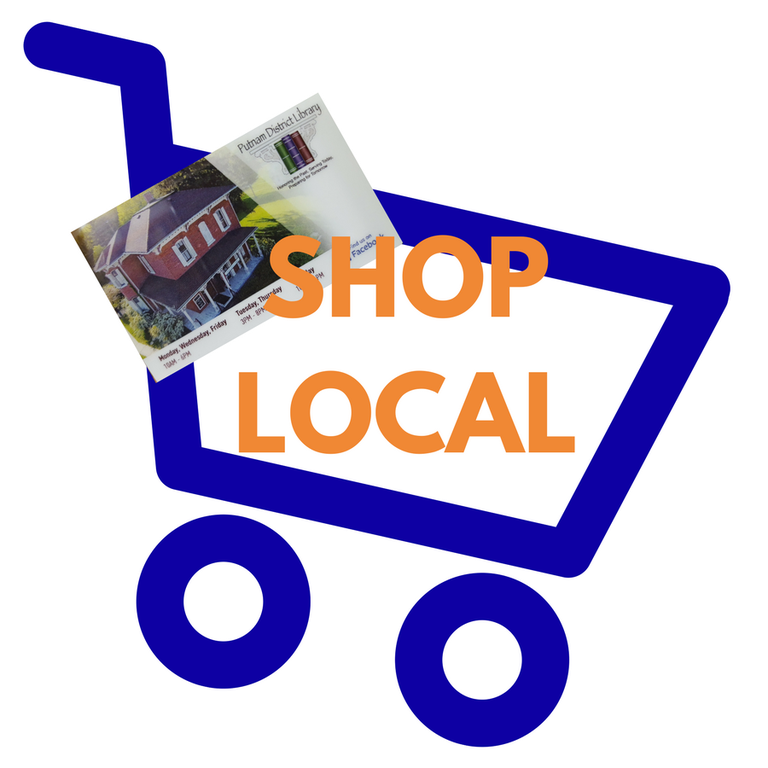 Shop Local Discounts Flyer