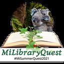 Summer Quest 2021 logo